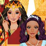 Ice Princess vs Fire Princess Makeover