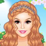 Barbie a Spring Fairytale Makeover